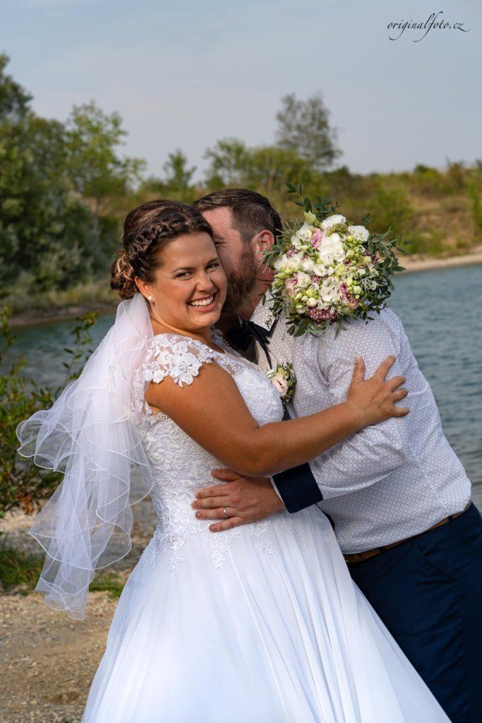 Romantická svatba, svatební a rodinný fotograf Havlíčkův Brod - www.originalfoto.cz
