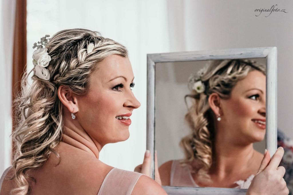 Svatební přípravy, svatební a rodinný fotograf Havlíčkův Brod - www.originalfoto.cz