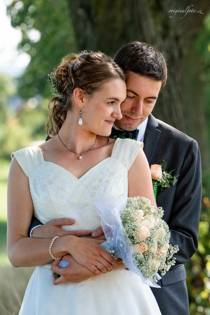 Focení svatby - svatební a rodinný fotograf Havlíčkův Brod, Vysočina - www.originalfoto.cz