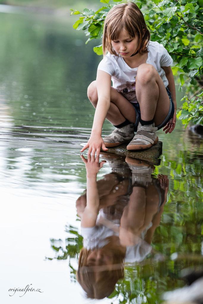 Focení dětí, focení rodin v přírodě - rodinný a svatební fotograf, www.originalfoto.cz, profifoto